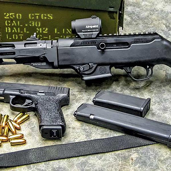 Vapen/Tillbehör
