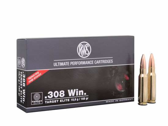 RWS .308win 168gr Target Elite