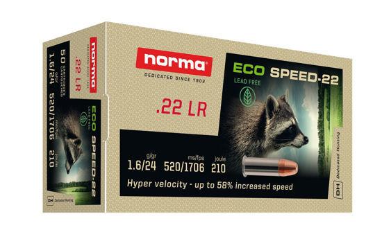 Norma .22lr ECO SPEED