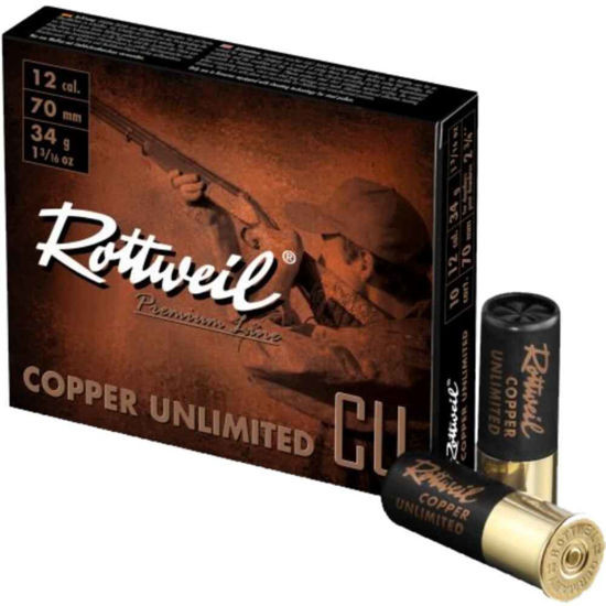 Rottweil Copper Unlimited 12/70 34G