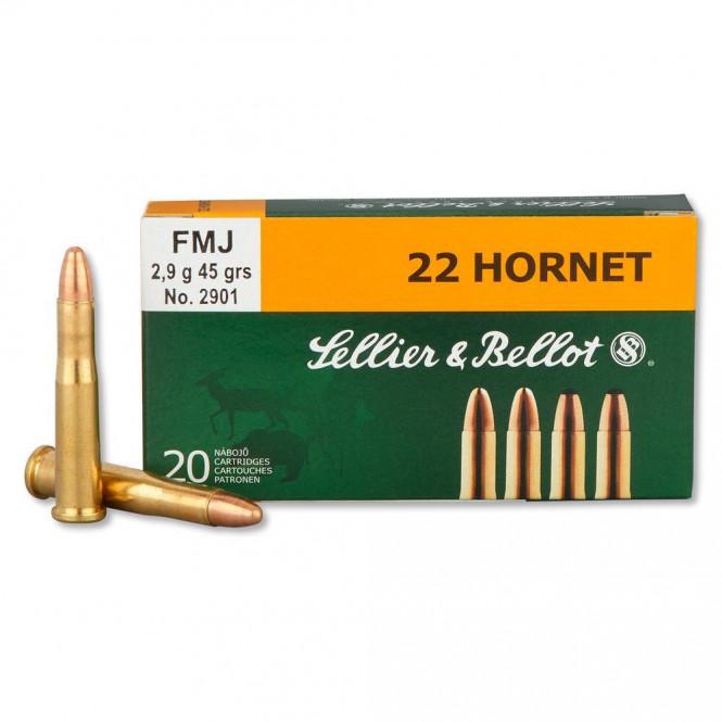 Sellier & Bellot 22 Hornet