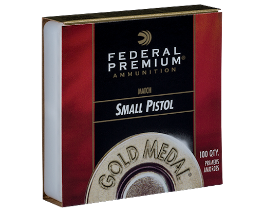 Federal Small Pistol #100 GM