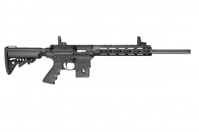 Smith & Wesson M&P 15-22 Performance Center 18