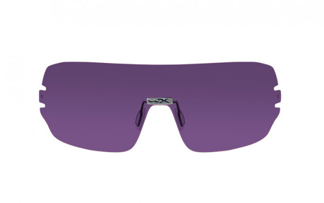 WileyX Detection Purple Lens
