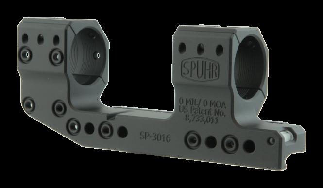 SPUHR ISMS SP-3016 Cantilever Ø30 H38mm 0MIL