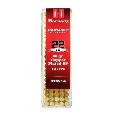 Hornady .22lr CP HP