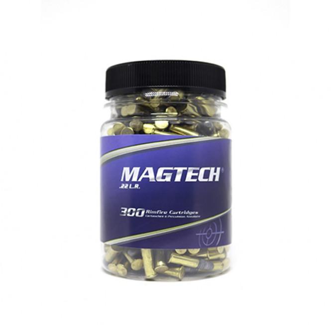 Magtech .22lr LRN STD 300st