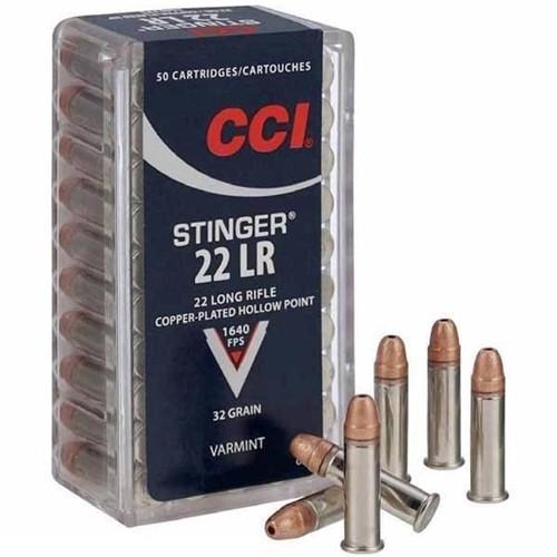CCI Stinger 22LR
