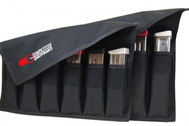 CED Magazine Storage Pouch, 6-pack