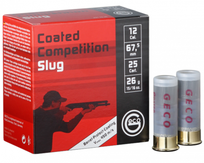 Geco Coated Competion Slug 26g 67,5mm