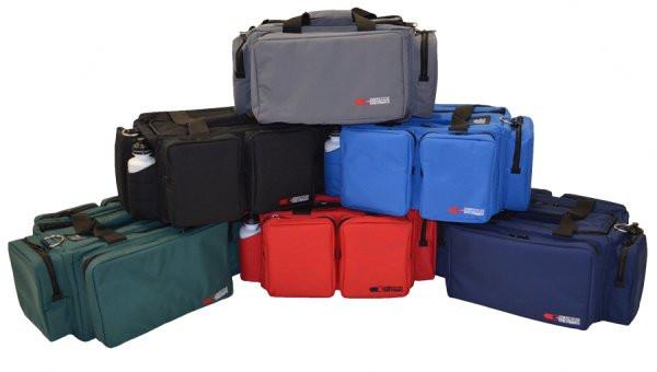 CED XL Delux Professional Range Bag, Röd