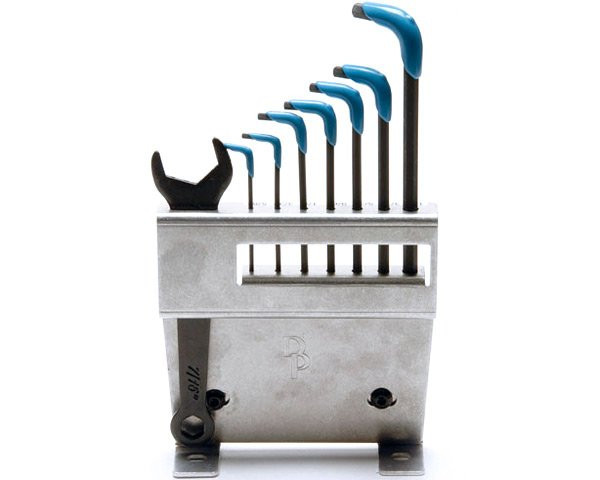 Dillon XL650 Toolholder with wrenches