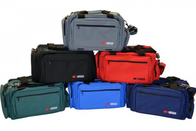 CED Delux Professional Range Bag, Svart