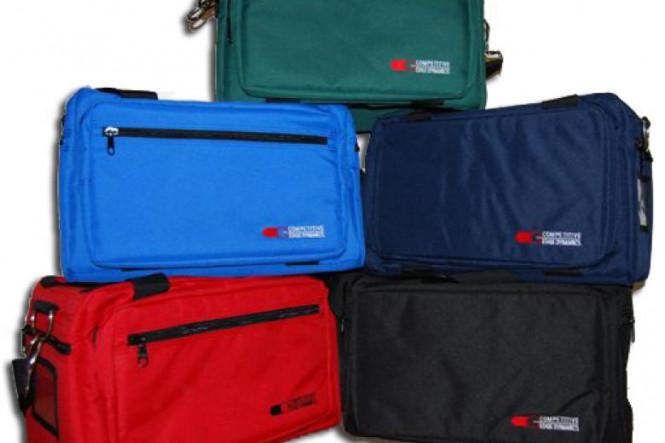 CED Professional Range Bag, Svart