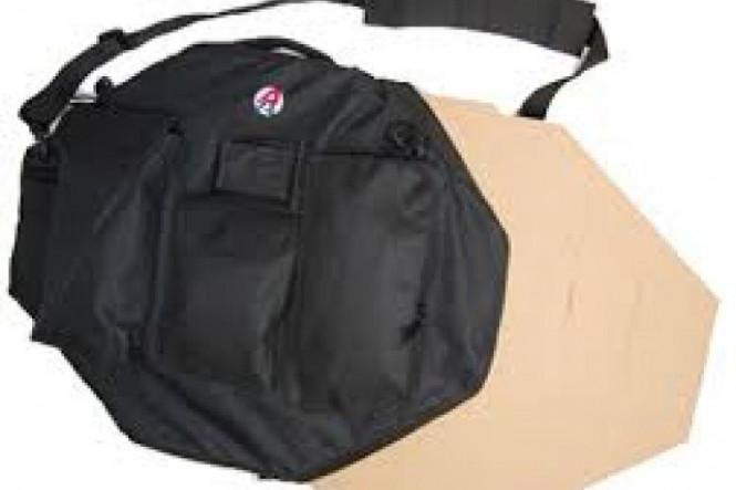 DAA Target Bag, Classic IPSC target