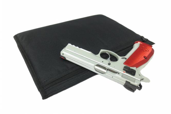 CED Pistolväska (sleeve)