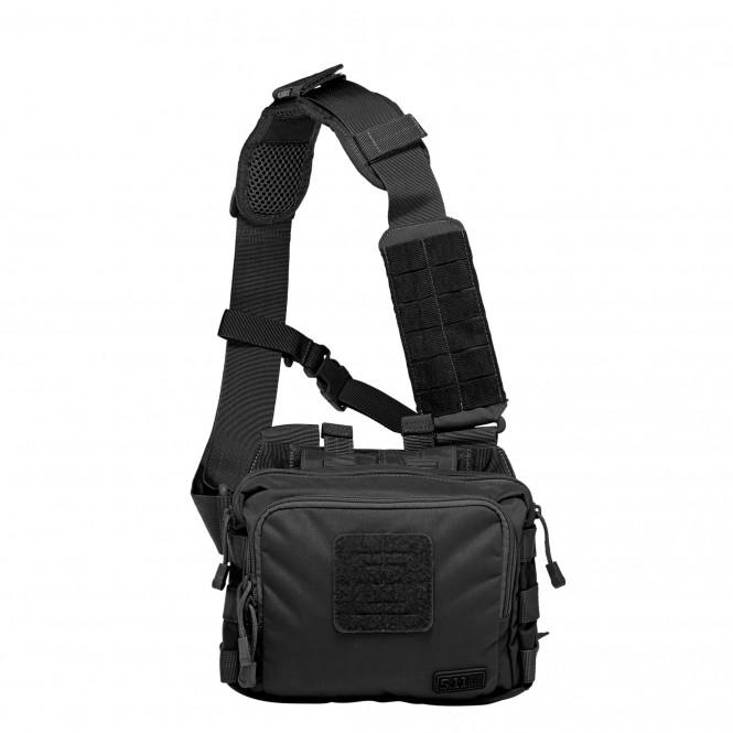 5.11 2-Banger Bag 3l Blk