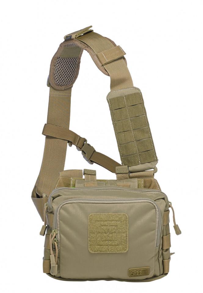 5.11 2-Banger Bag 3l Sandstone