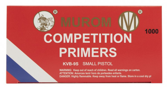 Murom Competition Primers Small Pistol