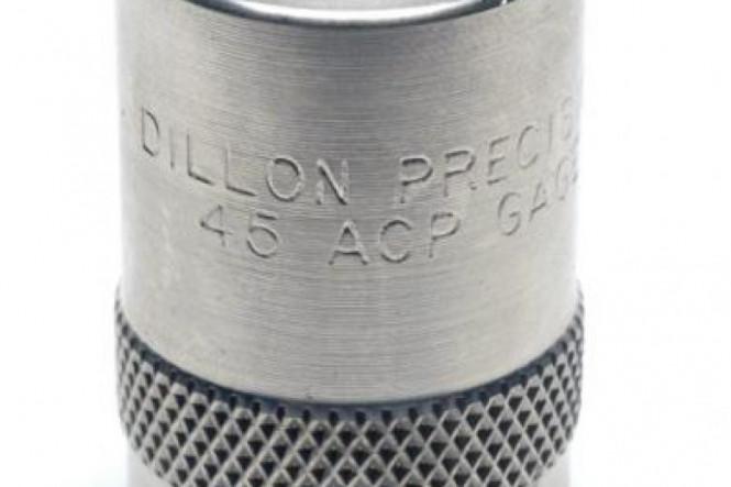 Dillon Handgun Case Gage 45 colt