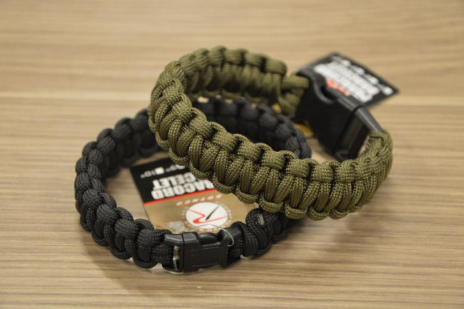 Armband Paracord - Black