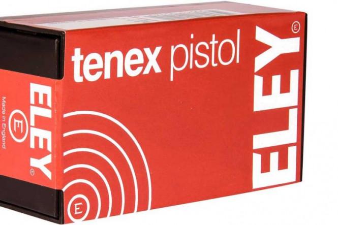 Eley Tenex Pistol .22lr
