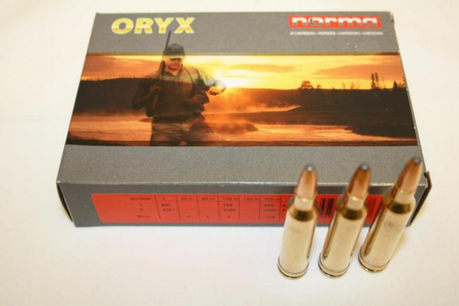 Norma 7mm REM MAG Oryx