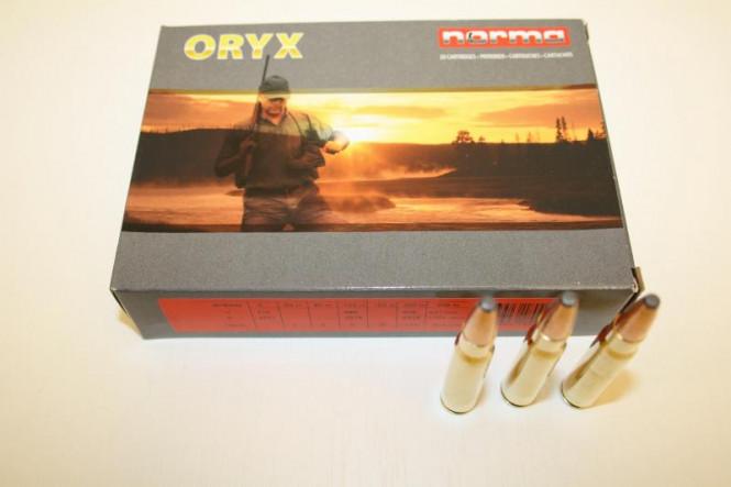 Norma 8x57 JS Oryx 12,7g
