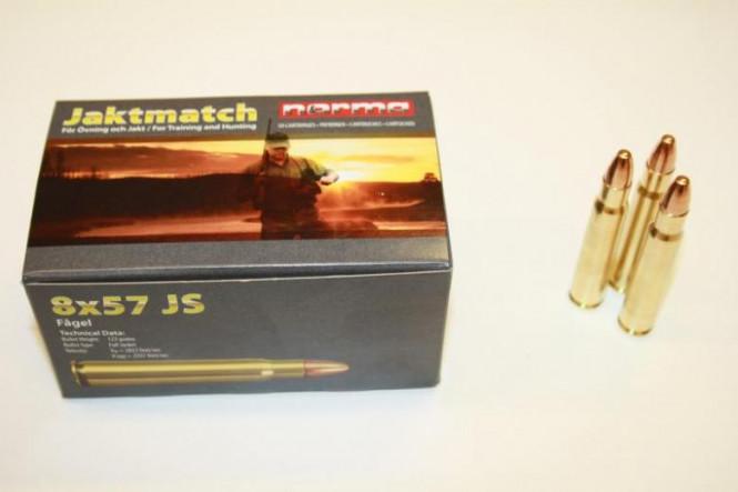 Norma Jaktmatch 8x57 JS