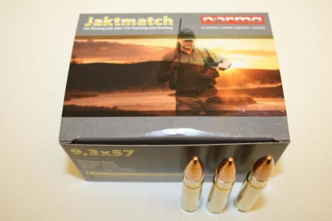Norma 9,3x57 Jaktmatch