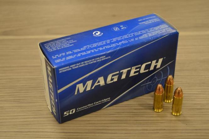 Magtech .38 Super Auto +P