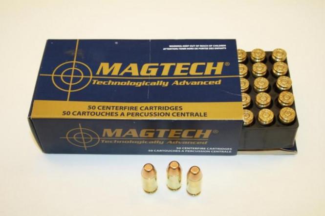 Magtech .40 (PS) S&W