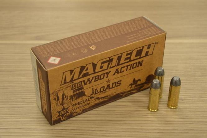 Magtech .45 Colt Cowboy 250 grs LFN