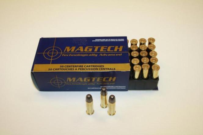 Magtech .38 (A) SPL