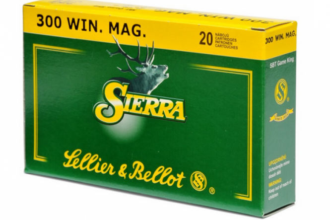Sellier & Bellot 300 Win Mag