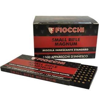Fiocchi Small Rifle Magnum tändhattar