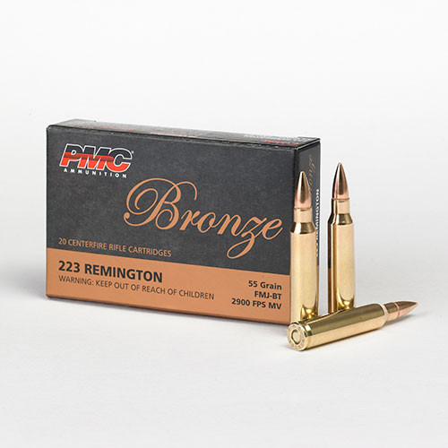 PMC .223r 55gr FMJ