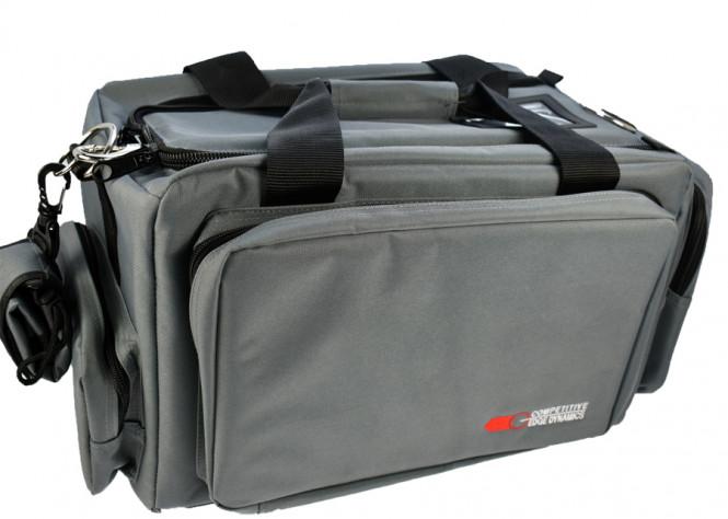 CED Delux Professional Range Bag, Grå