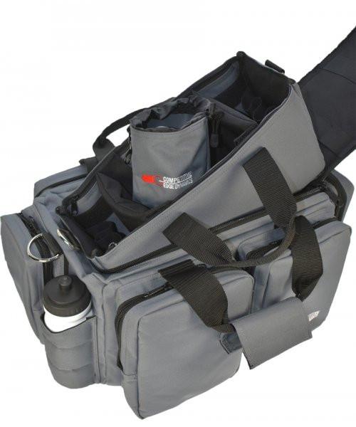 CED XL Delux Professional Range Bag, Grå