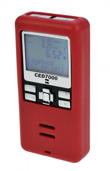 DAA CED7000 silikonfodral, Röd