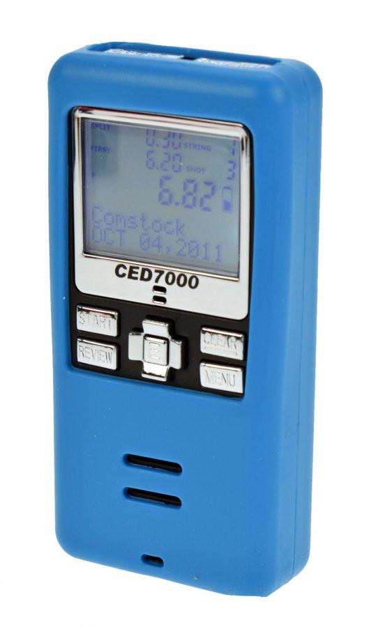 DAA CED7000 silikonfodral, Blå