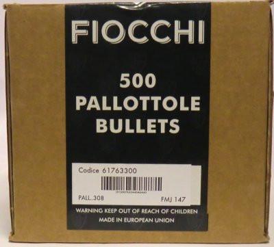 Fiocchi .30 147gr FMJ - 500st