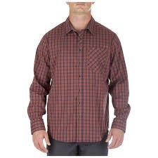 Covert Flex LS Shirt