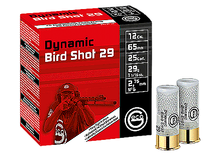 Geco Dynamic Bird Shot 31g 65mm