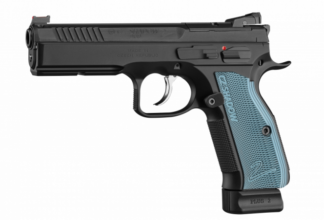 CZ Shadow2 OR 9x19