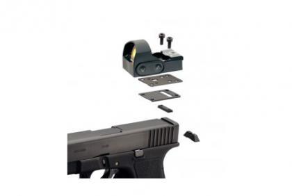 Delta Minidot HD Montage - SIG P226