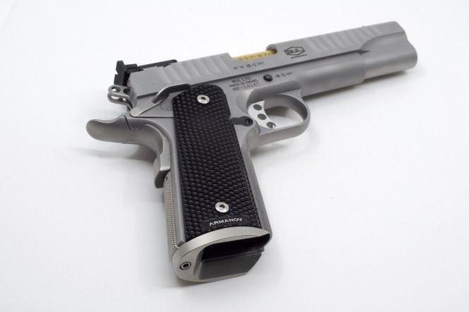 SpidErgo M Pistol Grips 1911 BLK