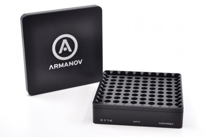 Armanov Case gauge