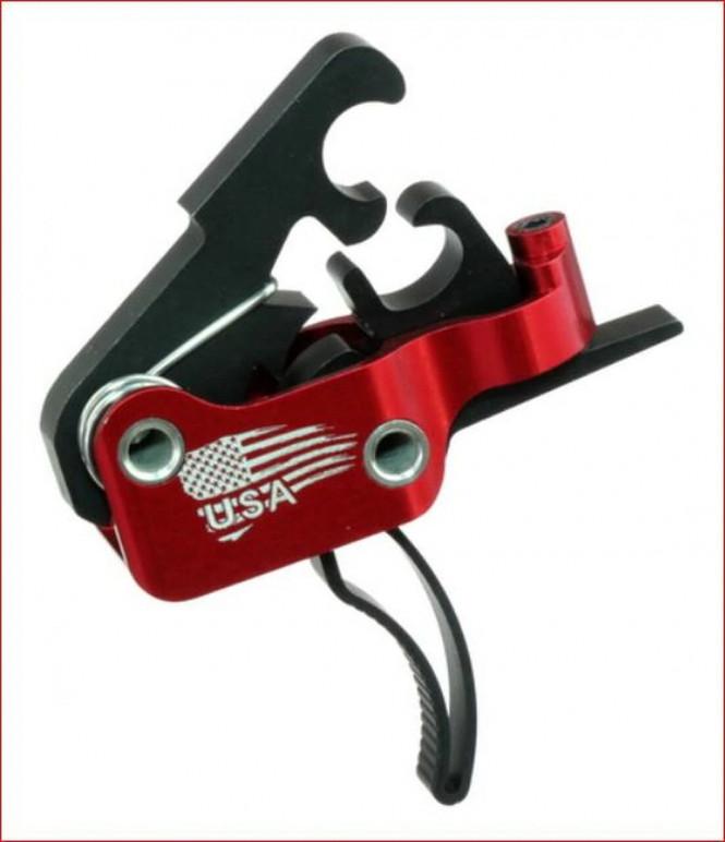 Elftmann Match trigger Curved - Tippmann M4-22