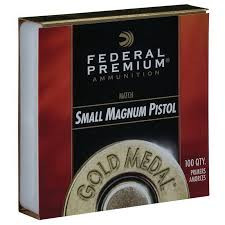 Federal Gold Medal Small Magnum Pistol #200